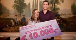 winnaars droombruiloft wishes event trouwbeurs 2014