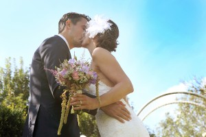 trouwplannen? Zij wonnen hun bruiloft bij wishes and weddings